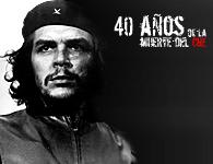 40 años de la muerte de Ernesto Che Guevara