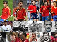 Goleadores históricos de la selección