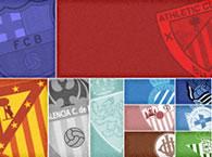 Equipos ganadores de la Copa del Rey