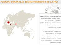 Misiones del Ejército en el exterior