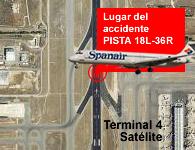 Accidente Aéreo Barajas