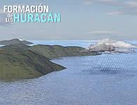 Cómo se forman los huracanes