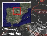 Últimos atentados de ETA