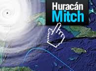 X Aniversario del huracán Mitch.